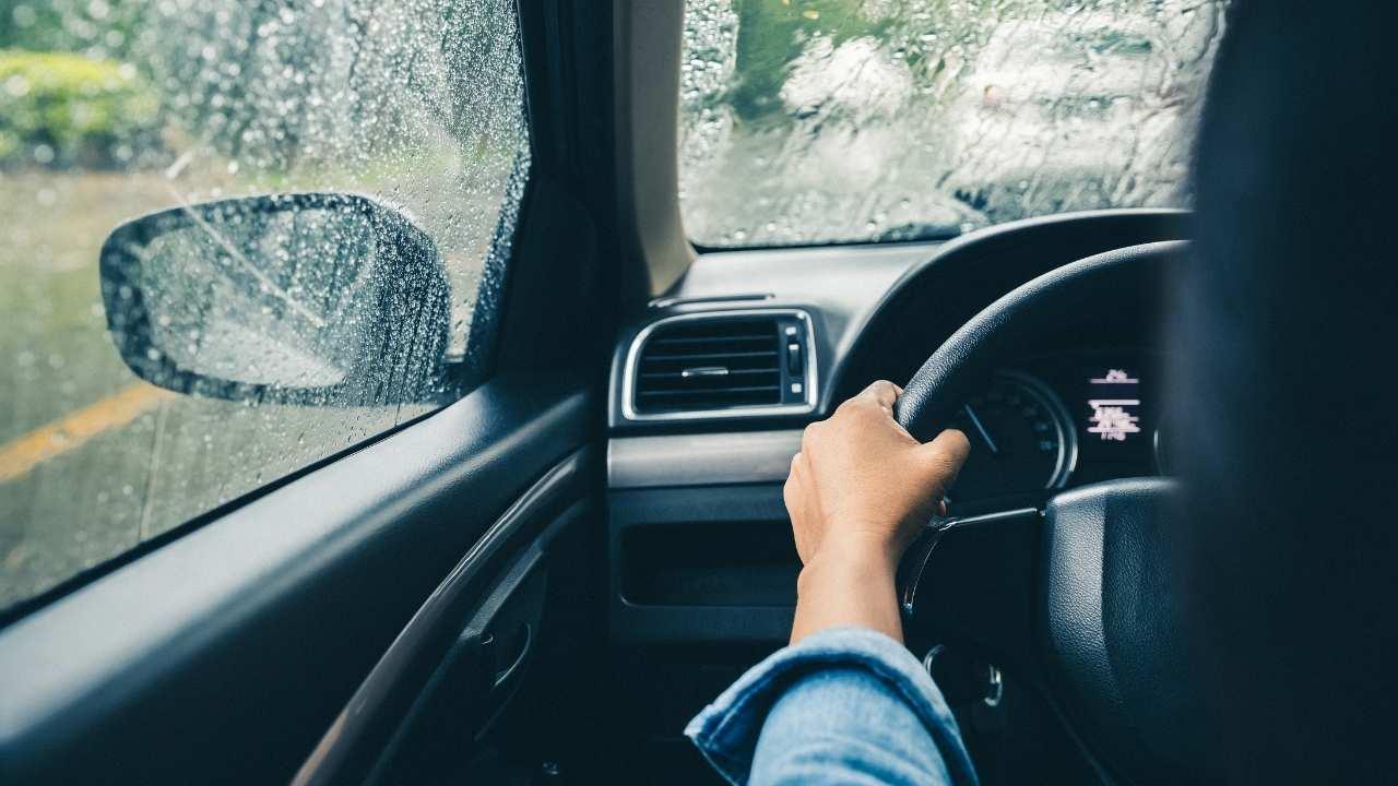 Οδήγηση στην Βροχή!