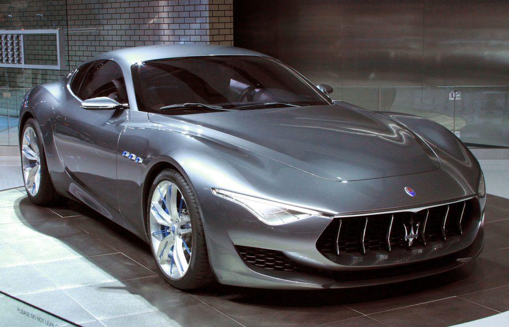 Γνωρίζετε την Maserati Alfieri?
