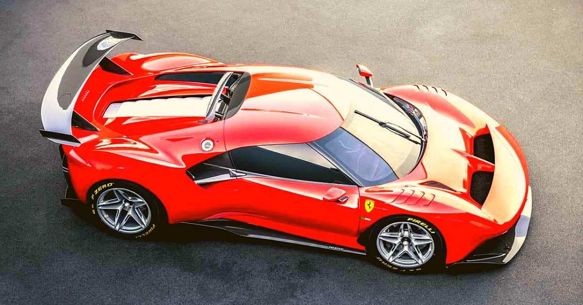 Ferrari One-Off