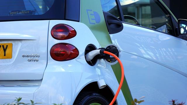 μπαταρίες ηλεκτρικού αυτοκινήτου